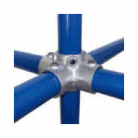 Interclamp Railing Clamps & Tube