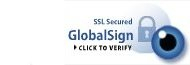 Global Sign SSL Secured image