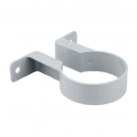 OSMA 0T034 GREY DOWNPIPE PIPE BRACKET ROUNDLINE