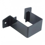OSMA 4T833 BLACK STAND OFF DOWNPIPE BRACKET SQUARELINE