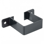OSMA 4T834 BLACK DOWNPIPE BRACKET SQUARELINE