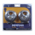 SQUIRE DEFENDER DFDC70T TWIN PACK 70MM DISCUS PADLOCKS