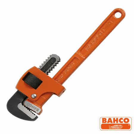 Bahco BAH3618 361-8 Stillson Type Pipe Wrench 200mm
