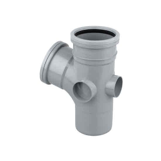 Osma 4 Quot Soil Waste Pipe Fittings Osmasoil 4s220 Grey S