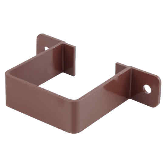 OSMA 4T834 BROWN DOWNPIPE BRACKET SQUARELINE
